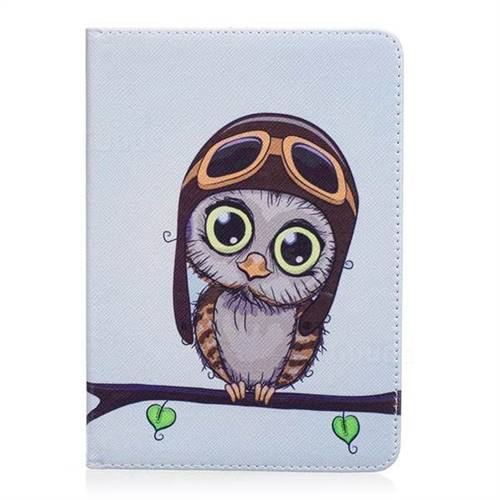 27131b1ad4c Owl Pilots Folio Stand Leather Wallet Case for Amazon Kindle Paperwhite 1 2  3 - Leather Case - Guuds