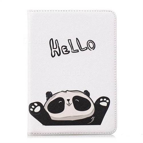 Hello Panda Folio Stand Tablet Leather Wallet Case for Amazon Kindle  Paperwhite 1 2 3