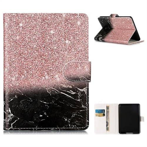 Glittering Rose Marble Folio Flip Stand PU Leather Wallet Case for Amazon  Kindle Paperwhite (2018)