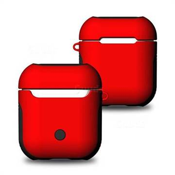 009c7d322d8 Bink 2 in 1 Anti-fall Silicone Case for Apple AirPods - Red ...