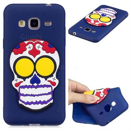 Ghosts Soft 3D Silicone Case for Samsung Galaxy J3 2016 J320