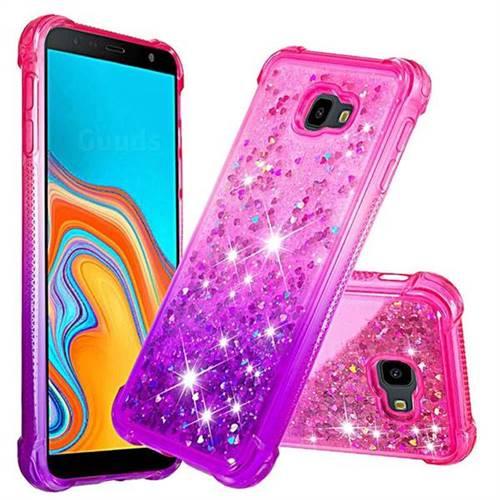 samsung galaxy j4 plus case purple