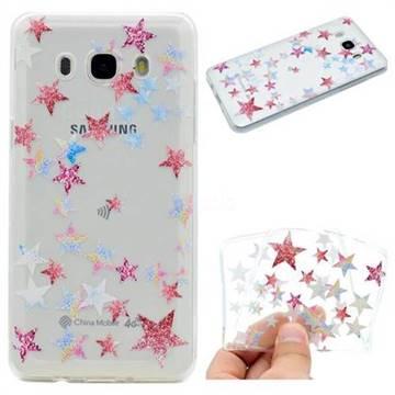 Pentagram Super Clear Soft TPU Back Cover for Samsung Galaxy J5 2016 J510