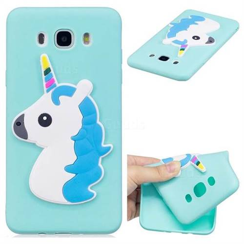 Unicorn Soft 3D Silicone Case for Samsung Galaxy J5 2016 J510