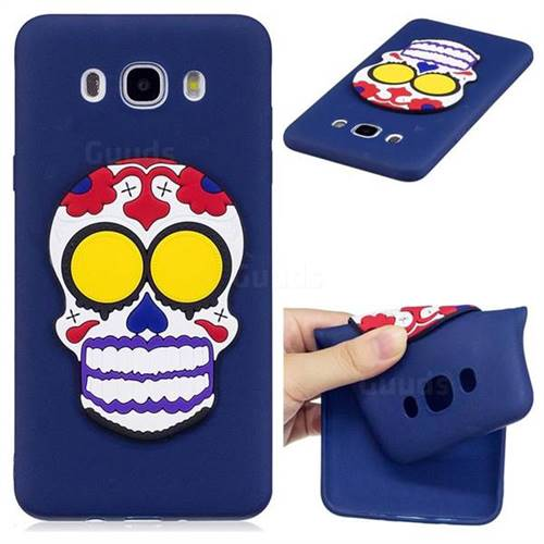 Ghosts Soft 3D Silicone Case for Samsung Galaxy J5 2016 J510