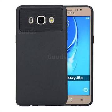 new style fc812 65d33 Carapace Soft Back Phone Cover for Samsung Galaxy J5 2016 J510 - Black
