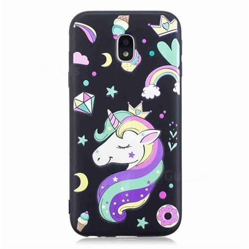 cover samsung j5 2017 unicorni