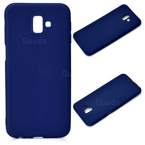 samsung galaxy j6 plus phone case blue