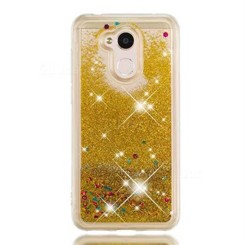 competitive price 224f3 ce90c 8% off Dynamic Liquid Glitter Quicksand Sequins TPU Phone Case for ...
