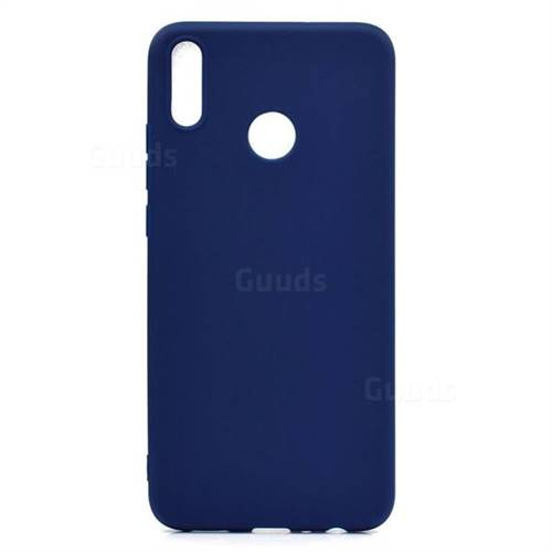 Candy Soft TPU Back Cover for Huawei Honor 8X - Blue