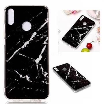 brand new d7caa e9eb7 Black Rough white Soft TPU Marble Pattern Phone Case for Huawei Honor 8X