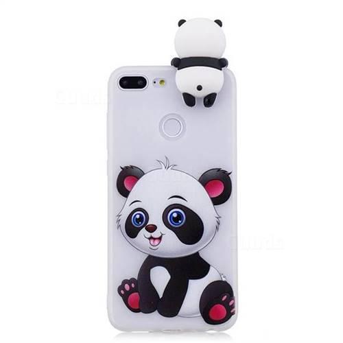 sports shoes 585c6 2029b Panda Girl Soft 3D Climbing Doll Soft Case for Huawei Honor 9 Lite