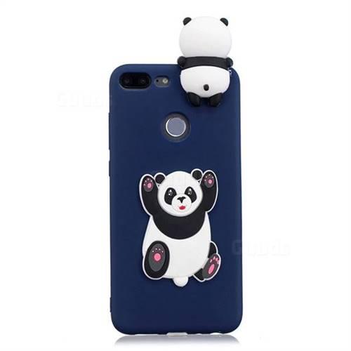 cheap for discount 1072b 0269c Giant Panda Soft 3D Climbing Doll Soft Case for Huawei Honor 9 Lite