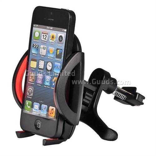 outlet store cee7b 5fc78 360 Mudder Universal Car Air Vent Mount Holder Airframe Cradle for iPhone 6s