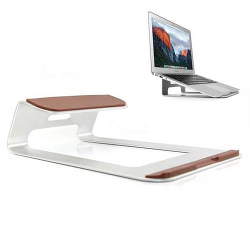 Universal Aluminum Alloy Stand Holder Pad for Apple Macbook Thinkpad Laptop
