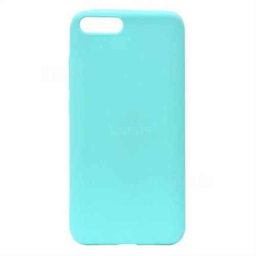 best service 43592 10418 Candy Soft TPU Back Cover for Xiaomi Mi 6 Mi6 - Green