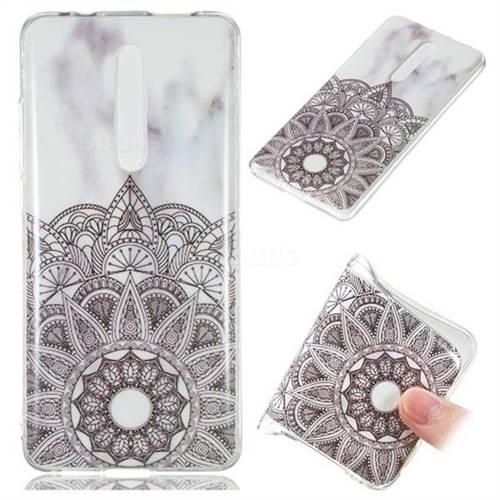 Mandala Soft TPU Marble Pattern Case for Xiaomi Redmi K20 / K20 Pro