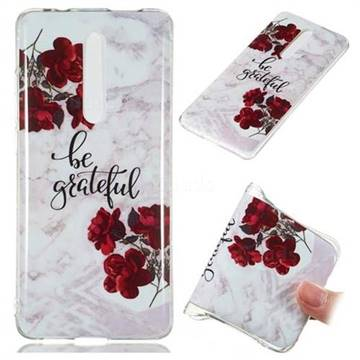 Rose Soft TPU Marble Pattern Phone Case for Xiaomi Redmi K20 / K20 Pro