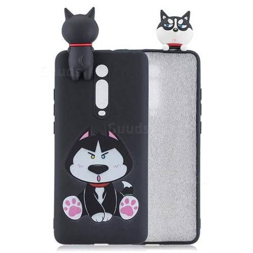 Staying Husky Soft 3D Climbing Doll Soft Case for Xiaomi Redmi K20 / K20 Pro