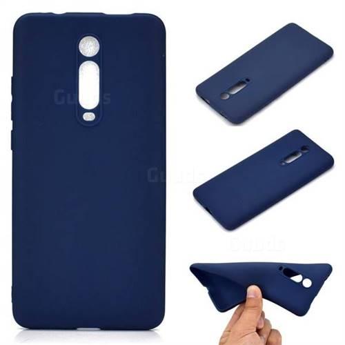 Candy Soft TPU Back Cover for Xiaomi Redmi K20 / K20 Pro - Blue