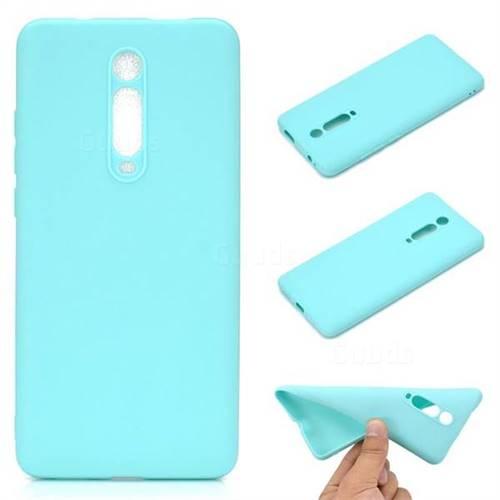 Candy Soft TPU Back Cover for Xiaomi Redmi K20 / K20 Pro - Green