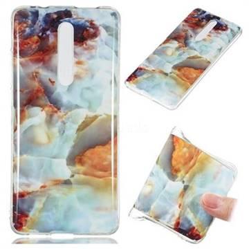 Fire Cloud Soft TPU Marble Pattern Phone Case for Xiaomi Redmi K20 Pro