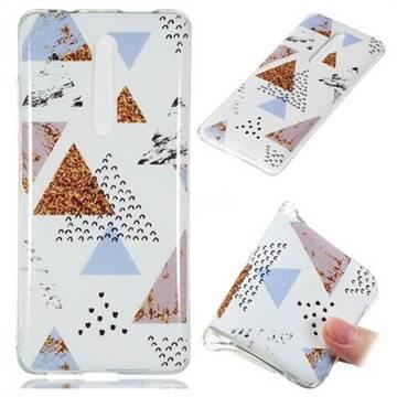 Hill Soft TPU Marble Pattern Phone Case for Xiaomi Redmi K20 Pro