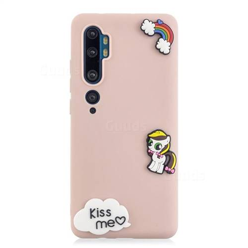 Kiss me Pony Soft 3D Silicone Case for Xiaomi Mi Note 10 / Note 10 Pro / CC9 Pro
