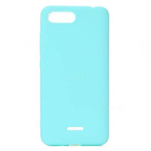 46d314bd7f7 Candy Soft TPU Back Cover for Mi Xiaomi Redmi 6A - Green - Back Cover -  Guuds