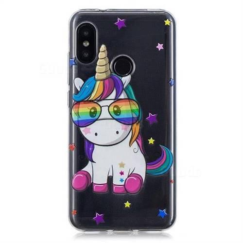 Case Unicorn Cones - Xiaomi Redmi Note 4