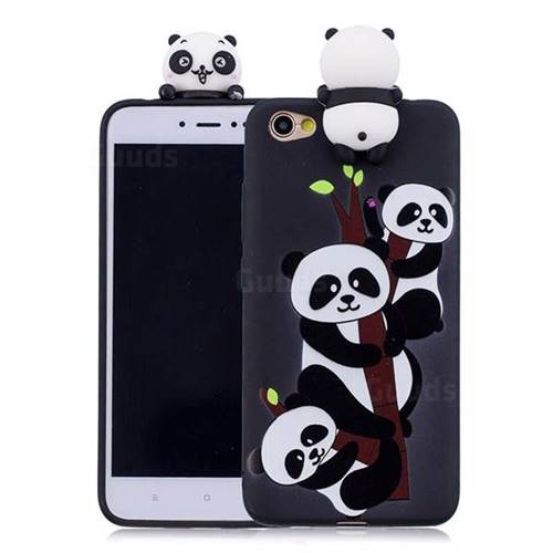 8 Off Ascended Panda Soft 3d Climbing Doll Soft Case For Xiaomi Redmi Note 5a Tpu Case Guuds