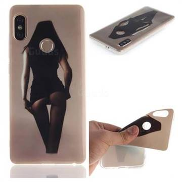 half off 6dc68 57814 Sexy Girls IMD Soft TPU Back Cover for Xiaomi Redmi Note 5 Pro