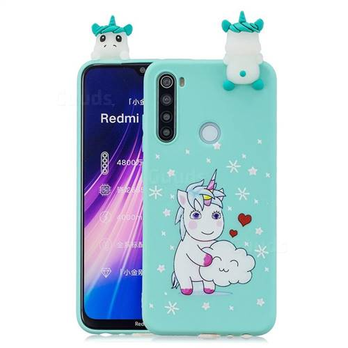 Big Unicorn Case For Redmi Note 4