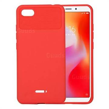 Carapace Soft Back Phone Cover for Mi Xiaomi Redmi S2 (Redmi Y2) - Red