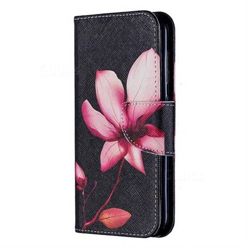 Lotus Flower Leather Wallet Case For Nokia 42 Nokia 42 Cases Guuds