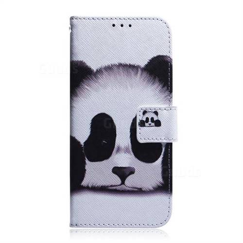 finest selection c40a4 08a37 Sleeping Panda PU Leather Wallet Case for Nokia 8.1 (Nokia X7)