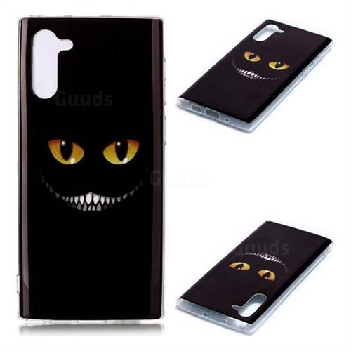 Hiccup Dragon Soft TPU Cell Phone Back Cover for Samsung Galaxy Note 10 (6.28 inch) / Note10 5G