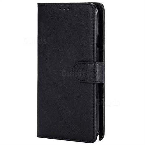 timeless design 5b03c 8abaf Retro Greek Detachable Magnetic PU Leather Wallet Phone Case for Samsung  Galaxy Note 3 N900 - Black
