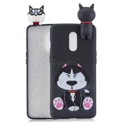 Staying Husky Soft 3D Climbing Doll Soft Case for OnePlus 7