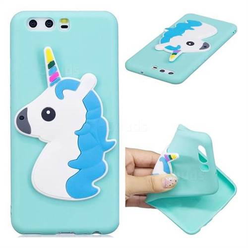 Unicorn Soft 3D Silicone Case for Huawei P10