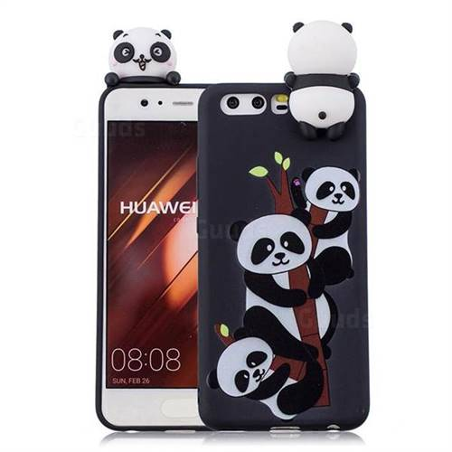 7% off Ascended Panda Soft 3D Climbing Doll Soft Case for Huawei ...