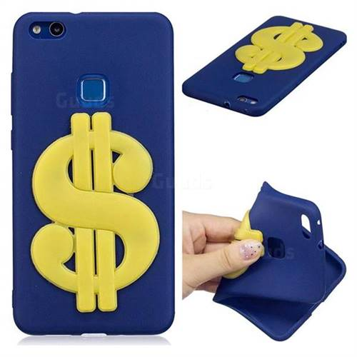 US Dollars Soft 3D Silicone Case for Huawei P10 Lite P10Lite