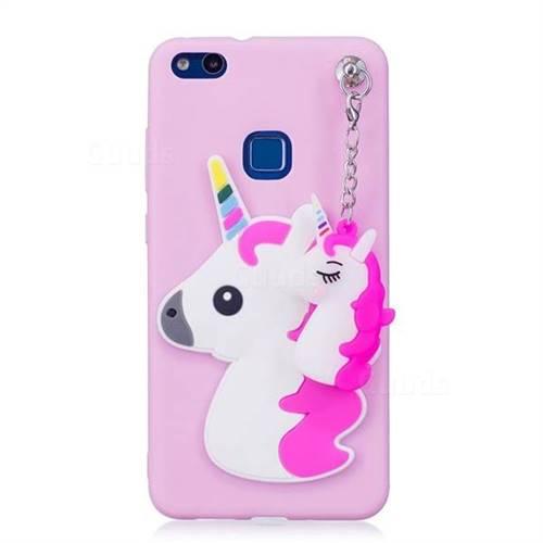 cover huawei p10 lite unicorno