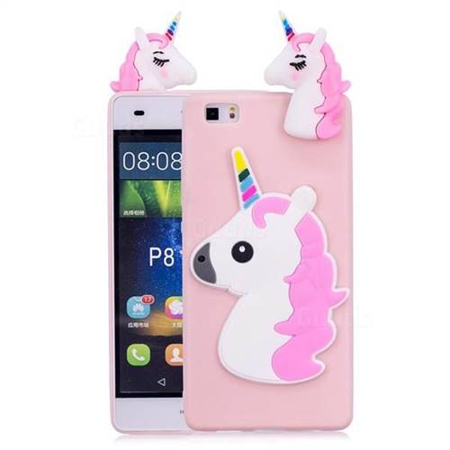 cover huawei p8 lite silicone 3d