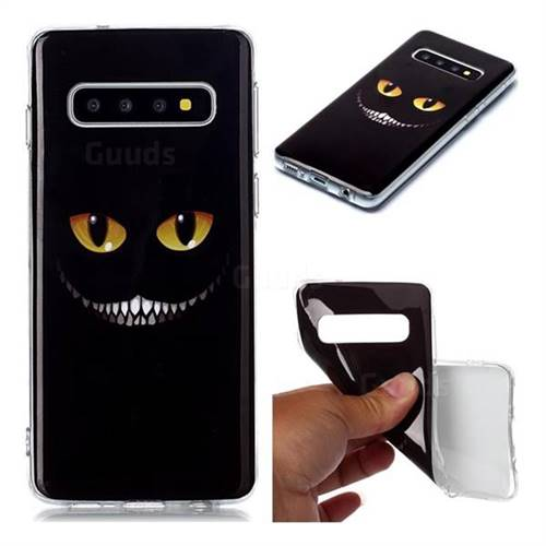 Hiccup Dragon Soft TPU Cell Phone Back Cover for Samsung Galaxy S10 (6.1 inch)