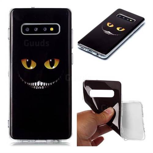 Hiccup Dragon Soft TPU Cell Phone Back Cover for Samsung Galaxy S10 Plus(6.4 inch)