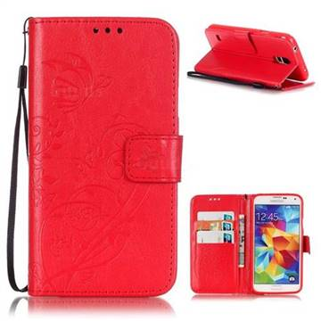 samsung galaxy s5 case red