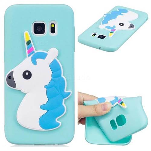 Unicorn Soft 3D Silicone Case for Samsung Galaxy S6 G920