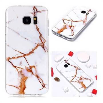 the best attitude 5fceb 66b2e Platinum Soft TPU Marble Pattern Phone Case for Samsung Galaxy S7 G930