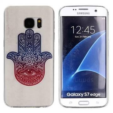 a9beb0e70 Palm Eye Painting Soft TPU Case for Samsung Galaxy S7 Edge G935 ...